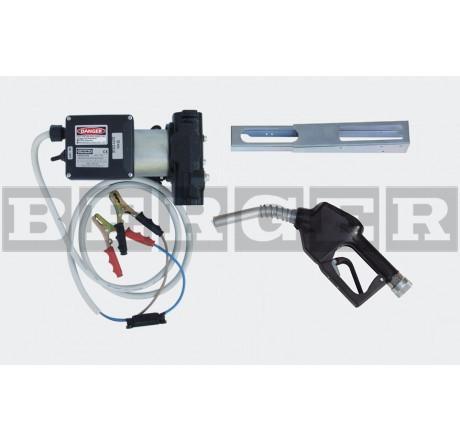 Elektropumpe Cematic Duo 24/12 AZ für Diesel mit Zubehör