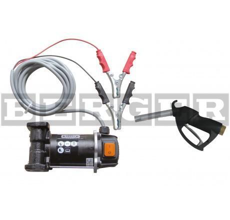 Elektropumpe Cematic 3000/12 für Diesel mit Zubehör