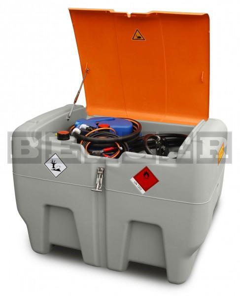 DT-Mobil Easy Combi 440-50 l Diesel & AdBlue® Tank mit Klappdeckel