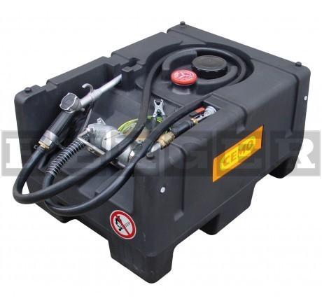 Benzintankanlage KS-Mobil Easy mit Handpumpe