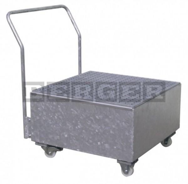 Fahrbare Stahl Auffangwanne SW1 mobil