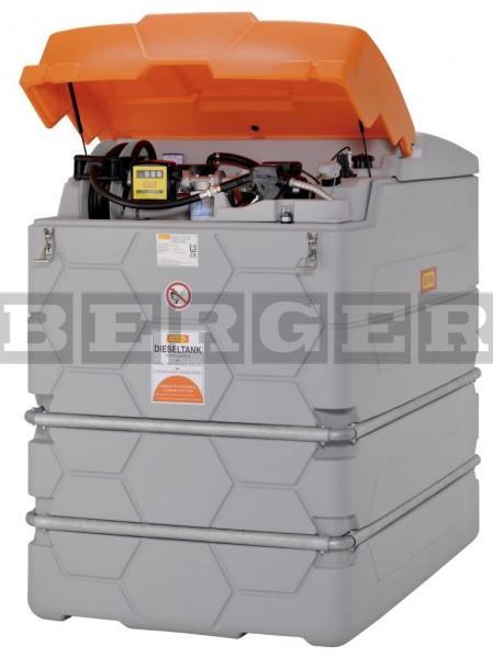 Cube Dieseltank Outdoor Premium