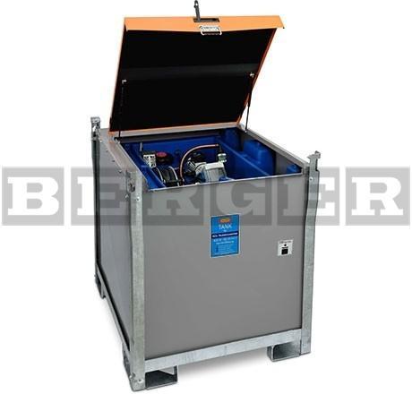 Tankanlage Blue-Mobil Pro PE 980 l für AdBlue®