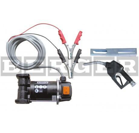 Elektropumpe Cematic 3000/24 AZ für Diesel mit Zubehör