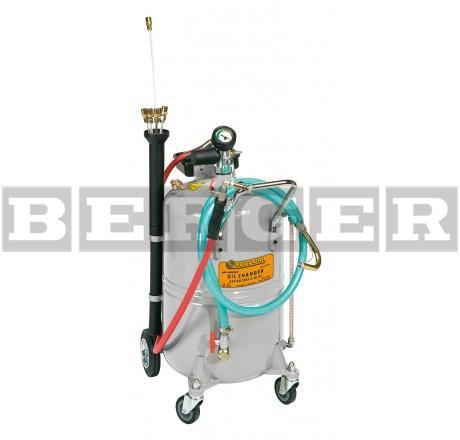 Ölabsauggerät pneumatisch mobil