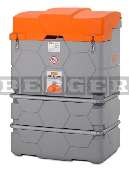 Cube Dieseltank Outdoor Basic