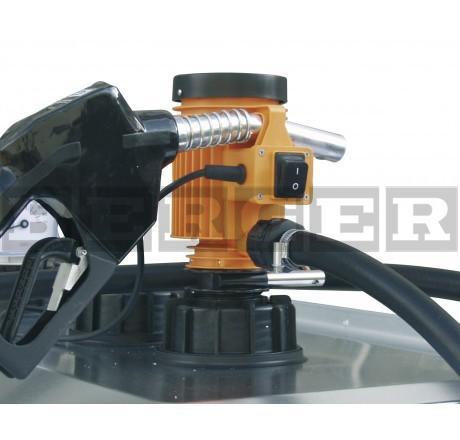 Elektro Dieselpumpe 12 V, ca. 25 l/min